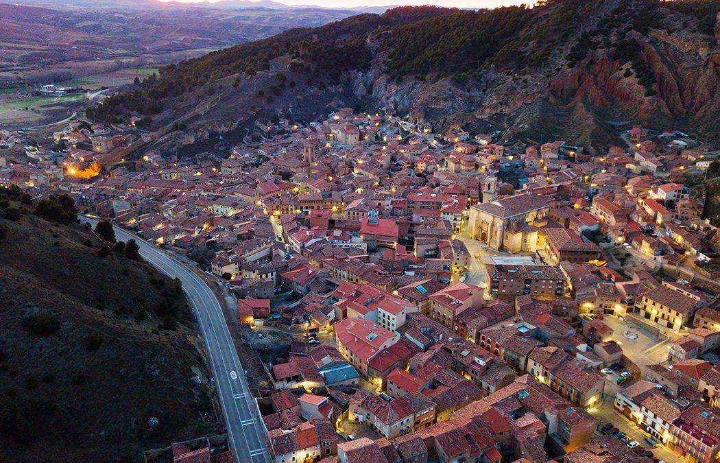 Daroca, naturaleza en Aragón