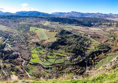 Cortes de la Frontera, un entorno natural único